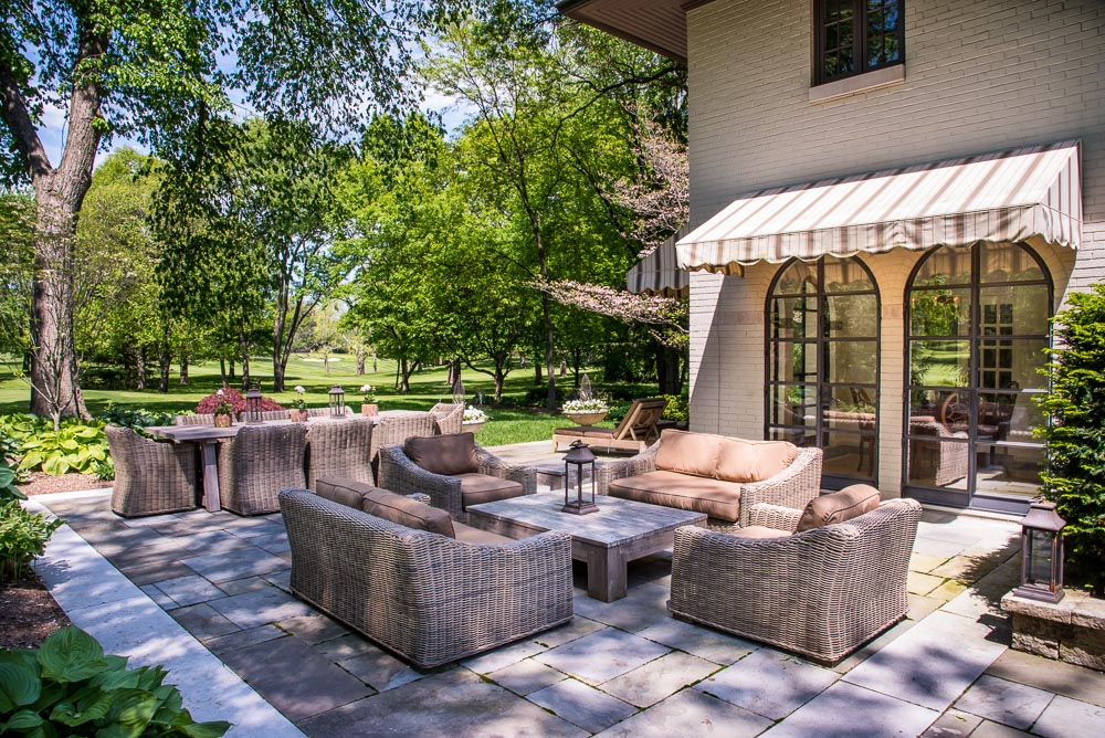Backyard Oasis in Meridian Hills